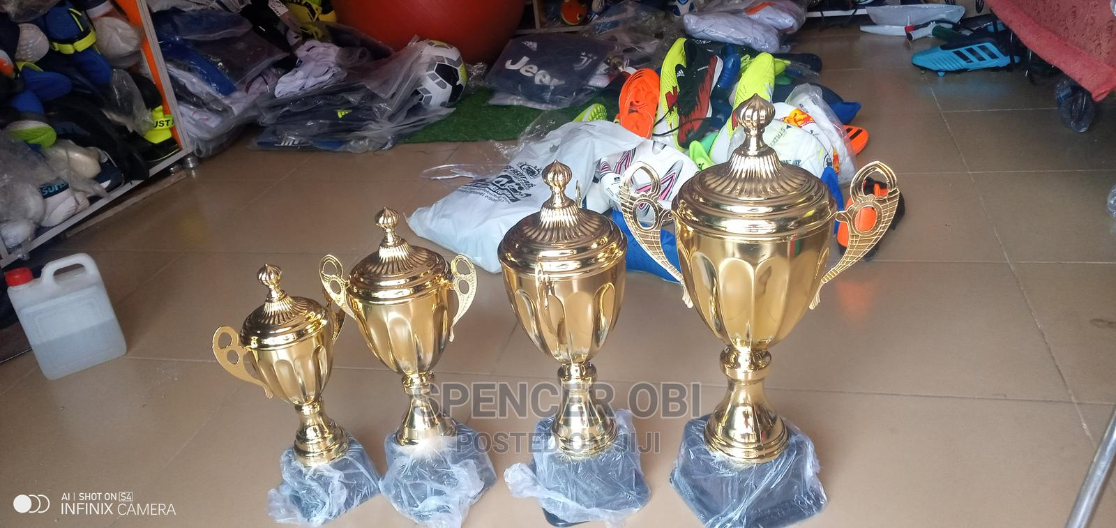 Set of Trophies   Arts & Crafts for sale in Gwarinpa, Abuja (FCT) State, Nigeria