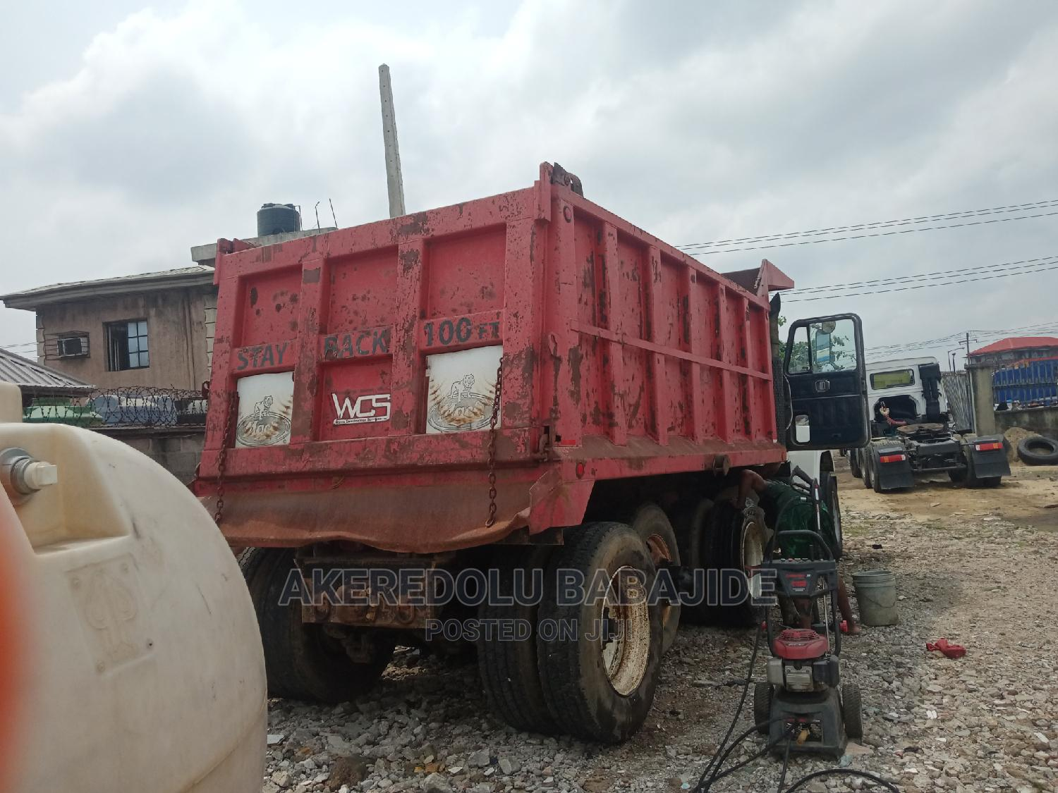 This Dump Truck Is Just Like a New One | Trucks & Trailers for sale in Isolo, Lagos State, Nigeria