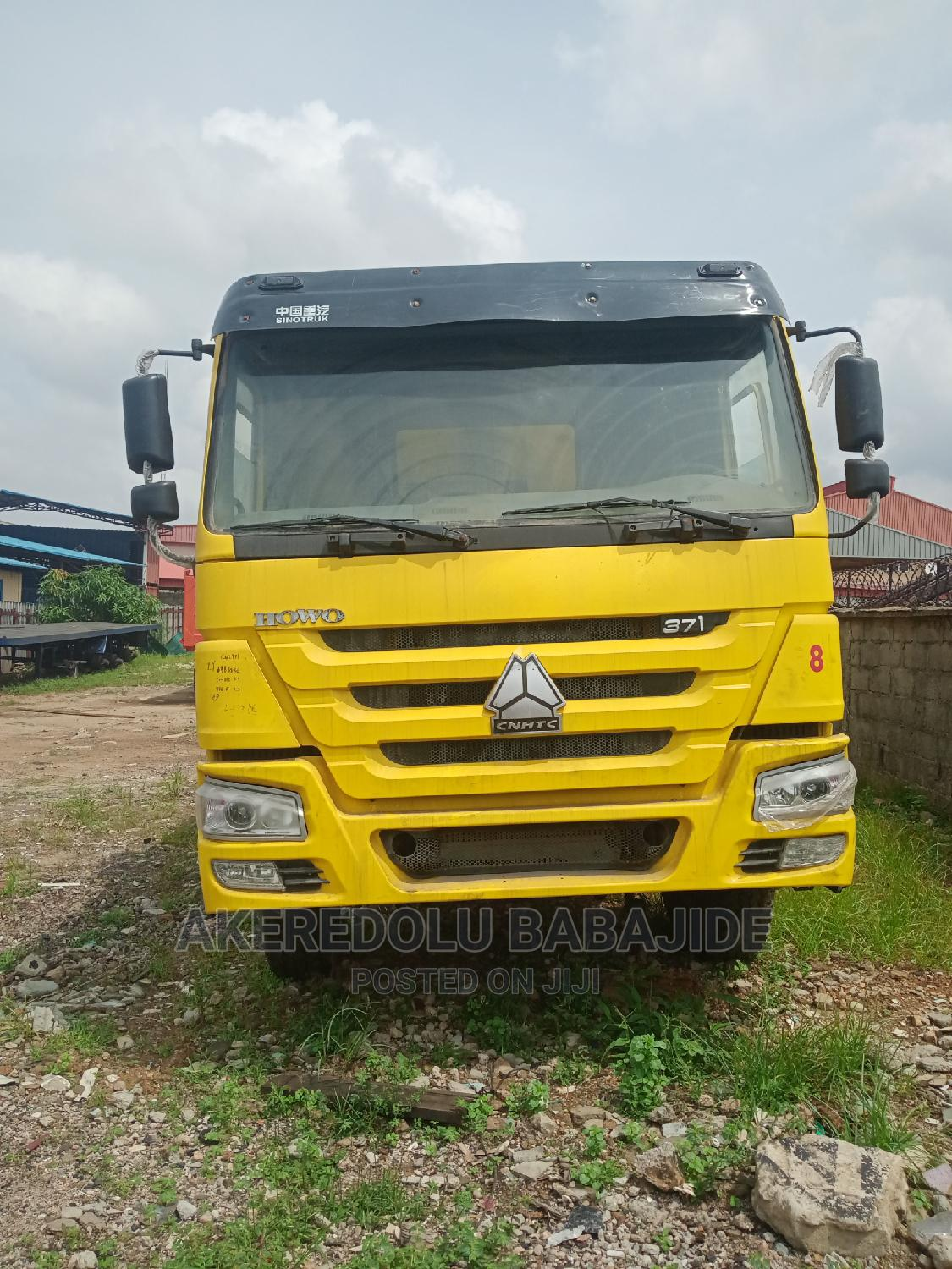 This Howo Truck Is Just Like a New One | Trucks & Trailers for sale in Isolo, Lagos State, Nigeria