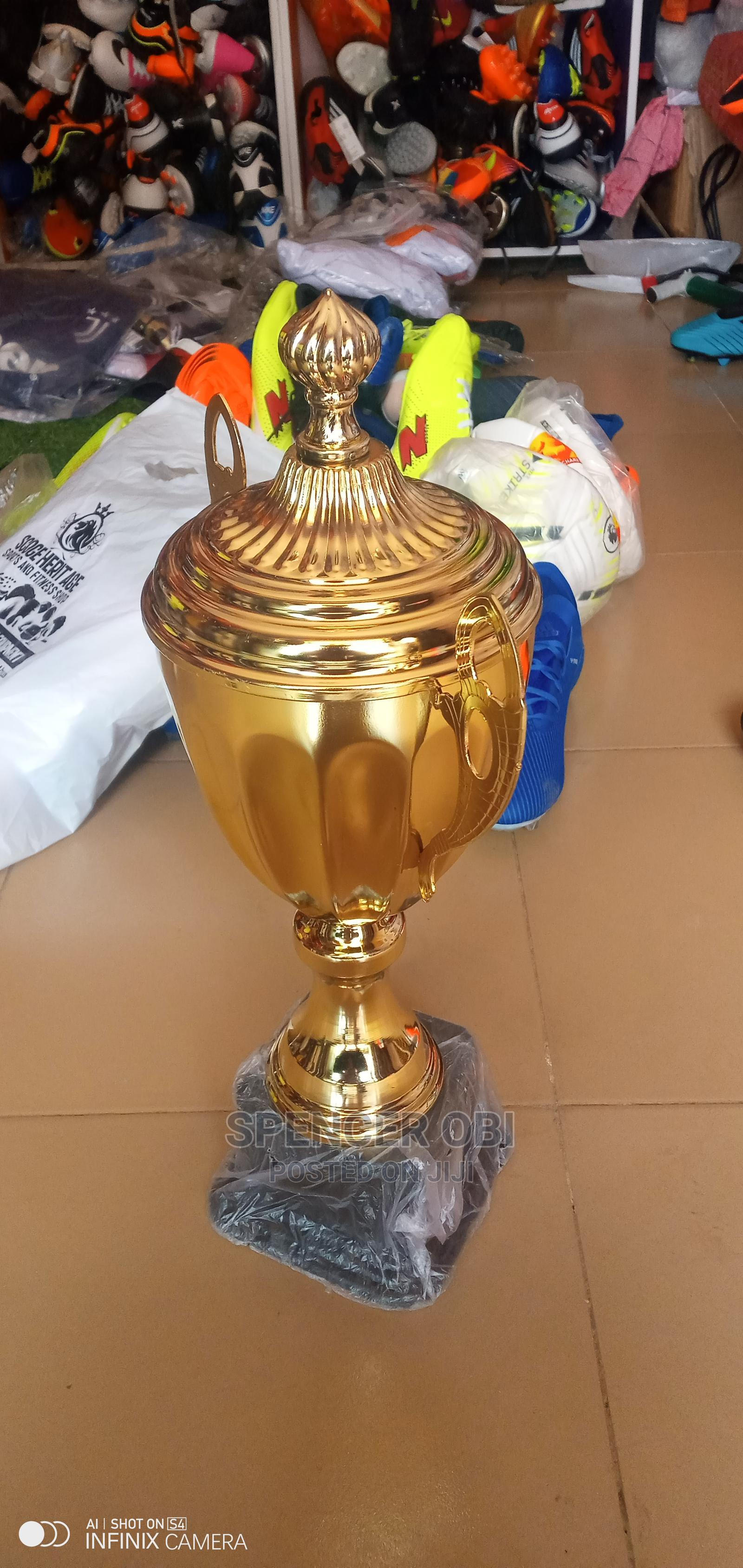 Big Gold Trophy   Arts & Crafts for sale in Gwarinpa, Abuja (FCT) State, Nigeria