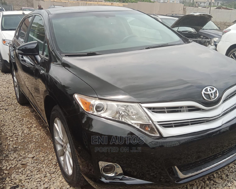 Toyota Venza 2013 Black