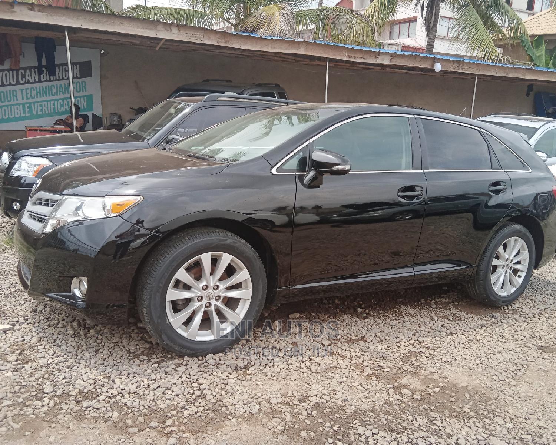 Toyota Venza 2013 Black | Cars for sale in Ojodu, Lagos State, Nigeria