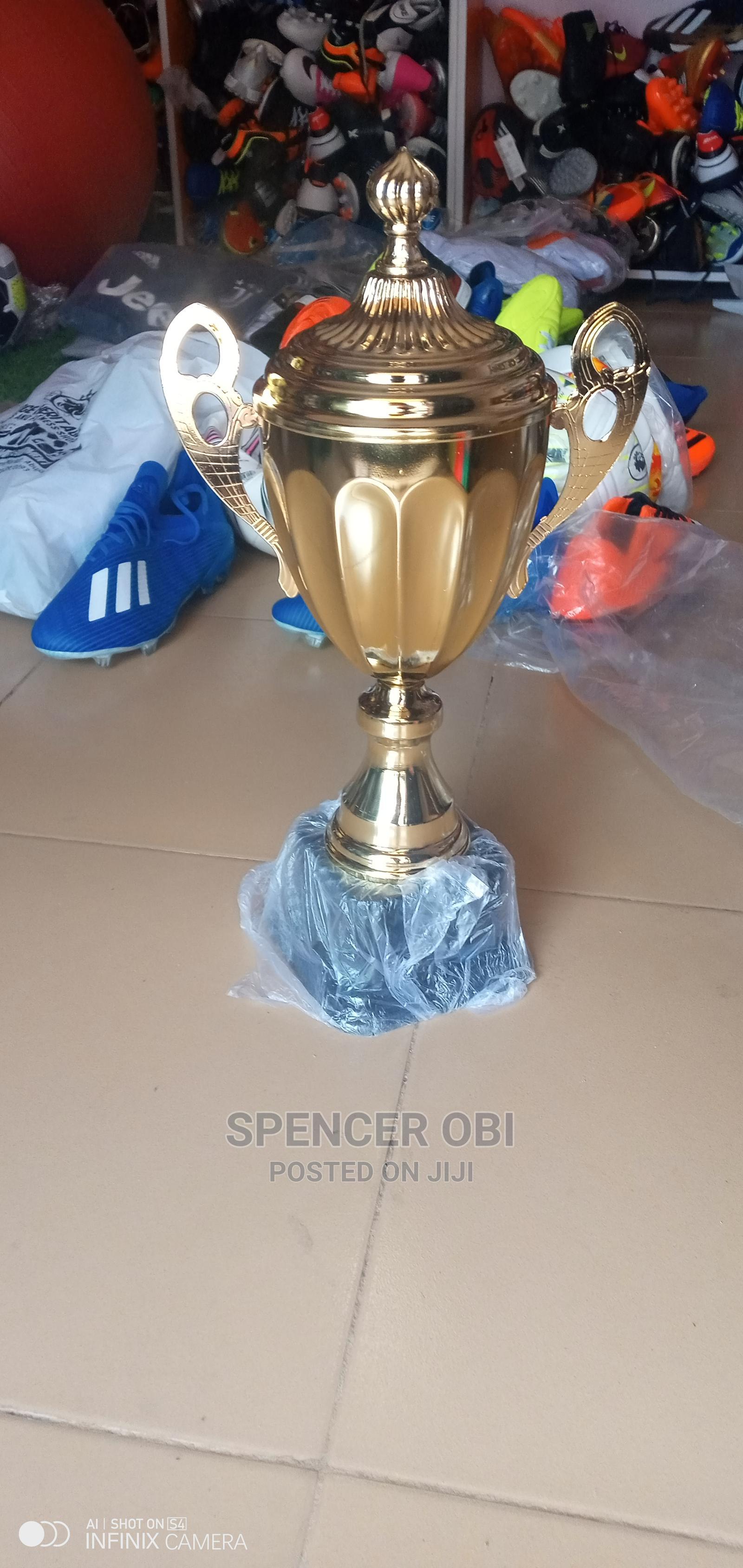 Medium Trophy   Arts & Crafts for sale in Gwarinpa, Abuja (FCT) State, Nigeria