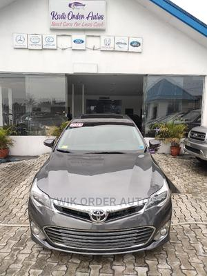 Toyota Avalon 2013 Gray   Cars for sale in Rivers State, Port-Harcourt
