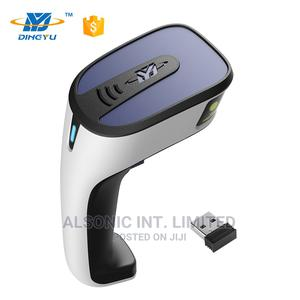 Cheapest Wireless 1d Handheld Barcode Reader Laser Barcode S   Store Equipment for sale in Abuja (FCT) State, Wuse