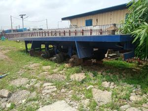 This Is Falt Body Is 60ton   Trucks & Trailers for sale in Lagos State, Isolo