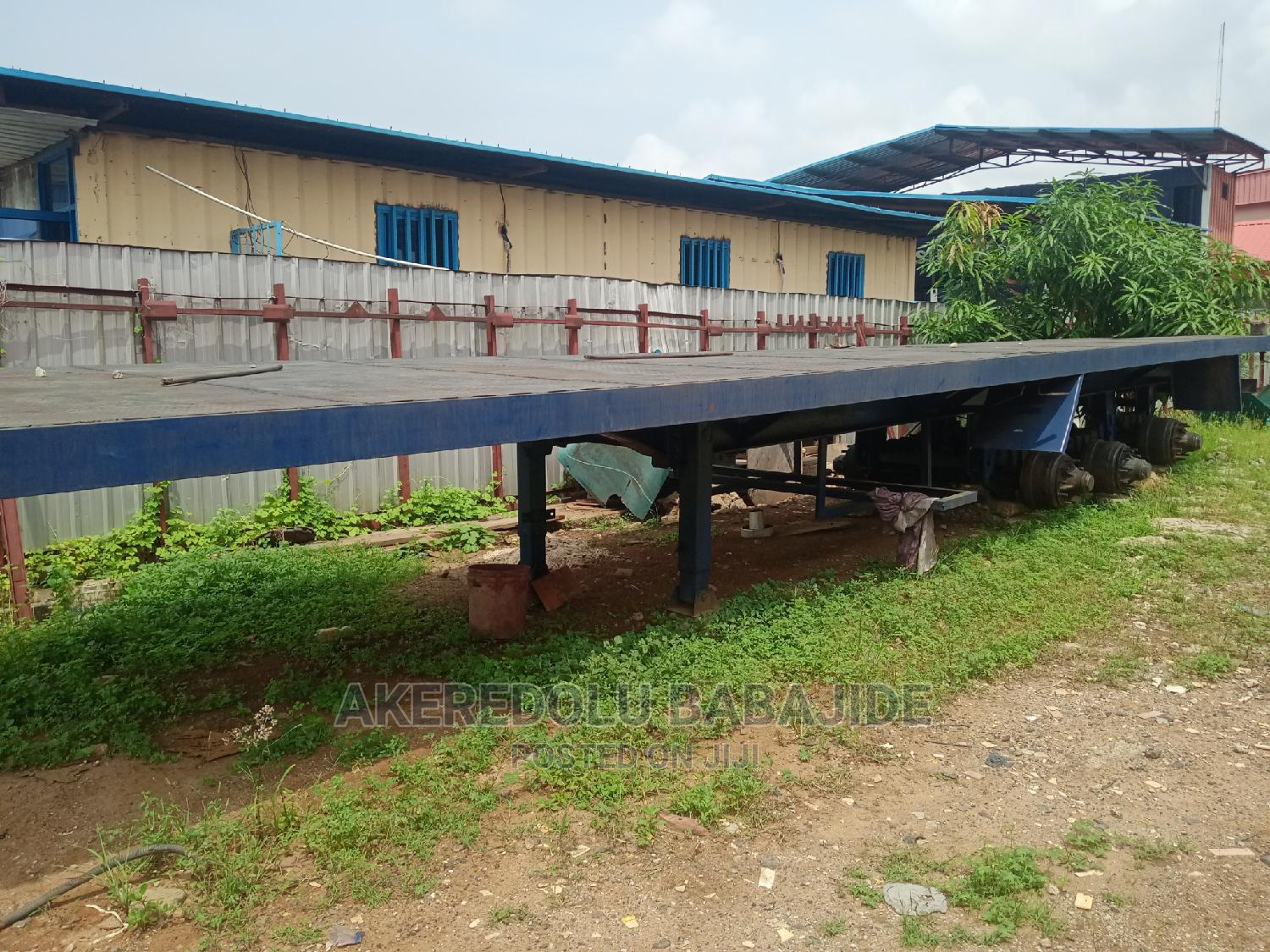 This Is Falt Body Is 60ton   Trucks & Trailers for sale in Isolo, Lagos State, Nigeria