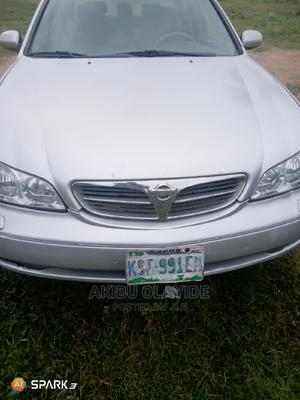 Nissan Maxima 2003 QX Silver | Cars for sale in Oyo State, Atiba