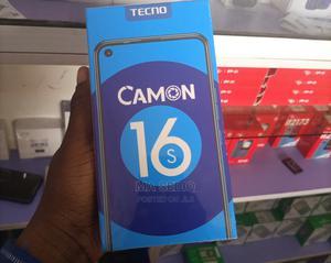 New Tecno Camon 16S 128 GB Gray   Mobile Phones for sale in Kaduna State, Kaduna / Kaduna State