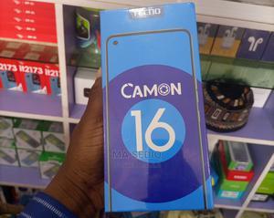 New Tecno Camon 16 128 GB Gray   Mobile Phones for sale in Kaduna State, Kaduna / Kaduna State