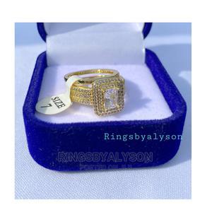 Wedding Rings Set,Gold Bridal Set,Under 10k Ring | Wedding Wear & Accessories for sale in Lagos State, Ikeja