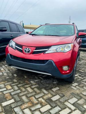 Toyota RAV4 2013 XLE AWD (2.5L 4cyl 6A) Red | Cars for sale in Lagos State, Lekki