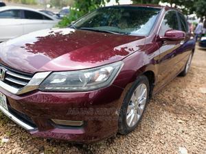 Honda Accord 2013 Red | Cars for sale in Abuja (FCT) State, Gwarinpa
