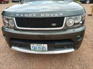 Land Rover Range Rover Sport 2007 HSE 4x4 (4.4L 8cyl 6A) Green   Cars for sale in Abuja (FCT) State, Central Business Dis