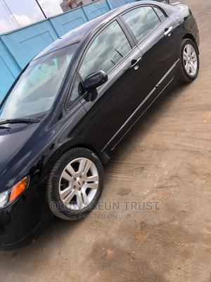 Honda Civic 2008 1.8 EX-L Automatic Black | Cars for sale in Lagos State, Alimosho