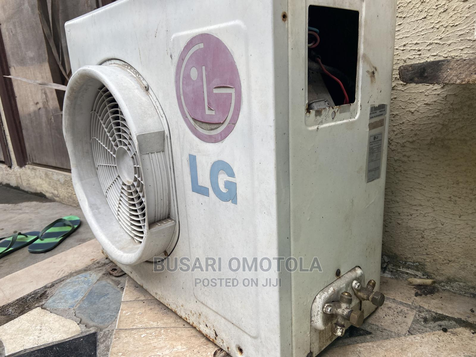 Archive: Used LG Air Conditioner