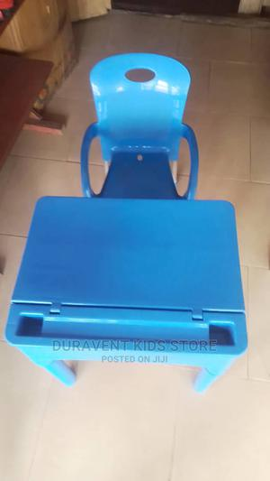 Kids Plastic Chair And Table Set | Children's Furniture for sale in Lagos State, Amuwo-Odofin