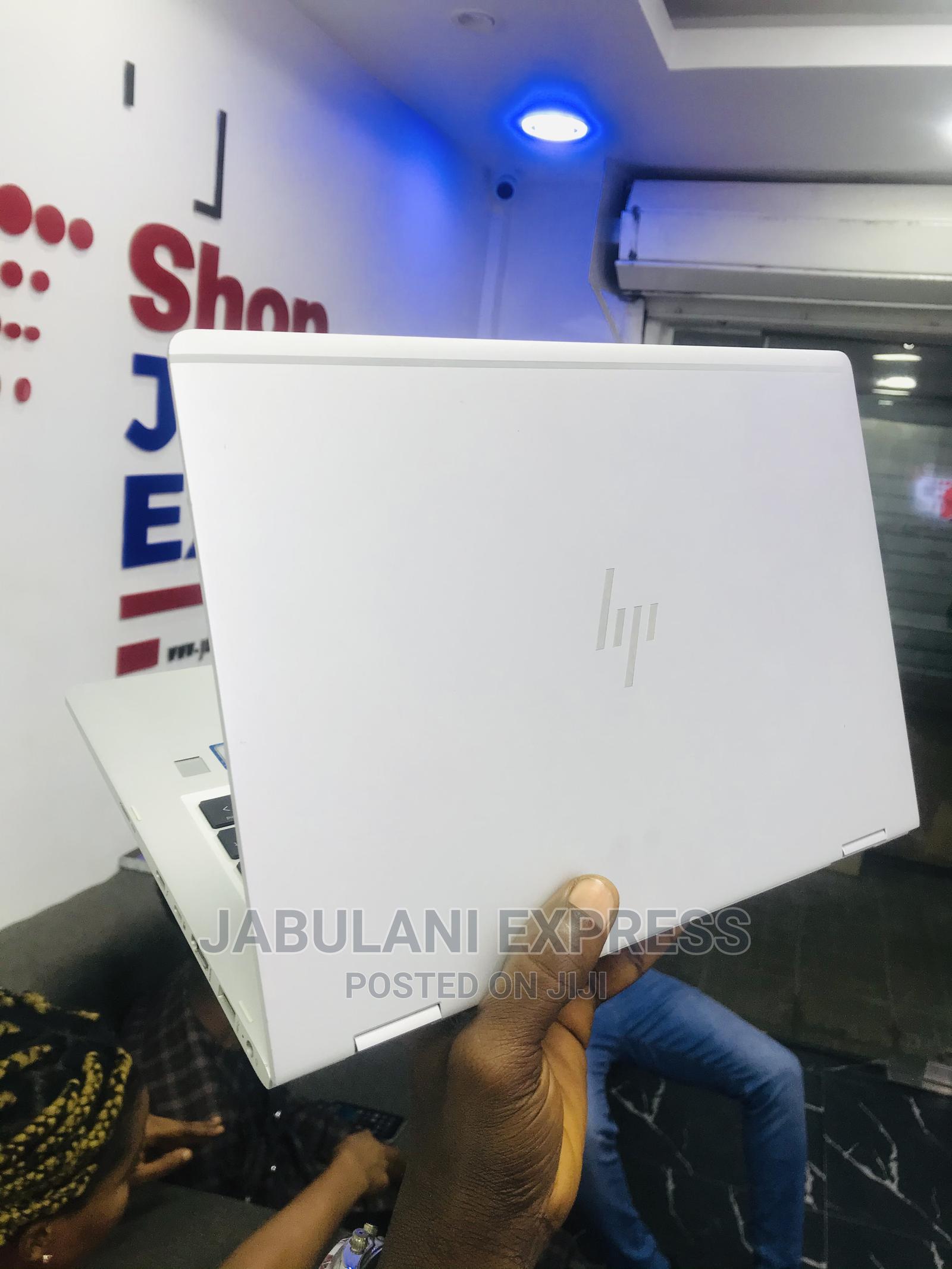 Laptop HP EliteBook X360 1030 G2 8GB Intel Core I5 SSD 256GB | Laptops & Computers for sale in Lekki, Lagos State, Nigeria