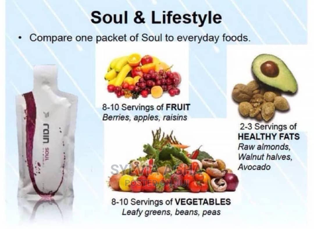 Rain Soul and Core for Pure Wellness