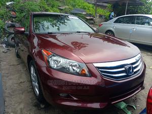 Honda Accord 2011 Coupe EX-L Brown   Cars for sale in Lagos State, Apapa