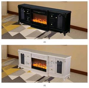 Fire Flame TV Stand | Furniture for sale in Lagos State, Lekki