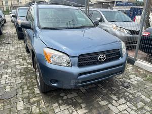 Toyota RAV4 2008 Limited V6 Blue   Cars for sale in Lagos State, Lekki