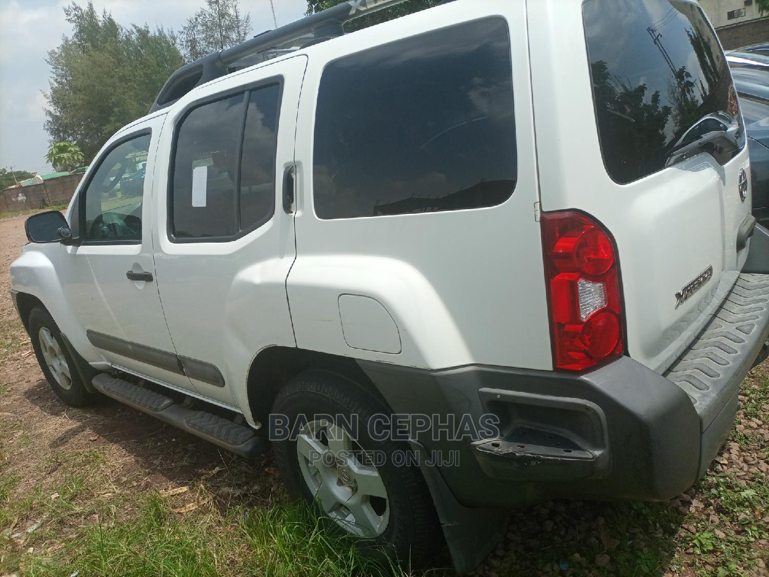 Nissan Xterra 2001 Automatic White   Cars for sale in Central Business Dis, Abuja (FCT) State, Nigeria