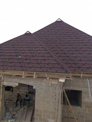 Bugundy With Black Patches Shingles | Building Materials for sale in Lagos State, Ikoyi