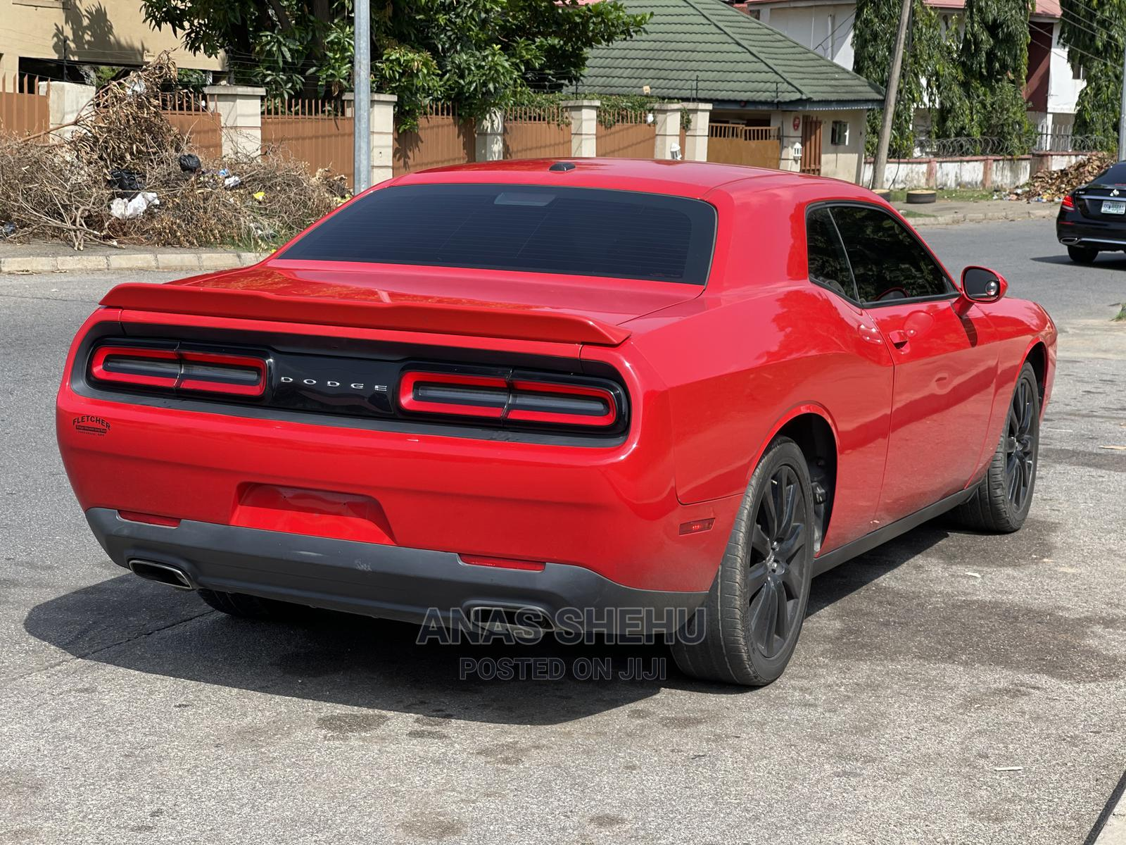 Dodge Challenger 2015 Red | Cars for sale in Asokoro, Abuja (FCT) State, Nigeria