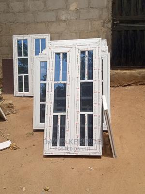 Aluminium Windows and Doors   Windows for sale in Lagos State, Lekki