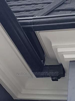 Black Shingles With Black Gutter   Building Materials for sale in Lagos State, Yaba