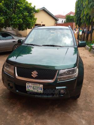 Suzuki Grand Vitara 2008 2.5 Comfort Green | Cars for sale in Delta State, Oshimili South