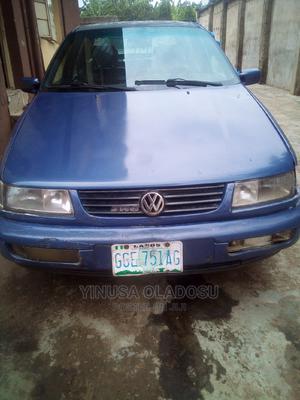 Volkswagen Passat 1995 Blue | Cars for sale in Lagos State, Ifako-Ijaiye