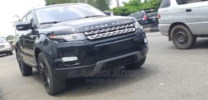 Land Rover Range Rover Evoque 2021 Black | Cars for sale in Lagos State, Ikeja