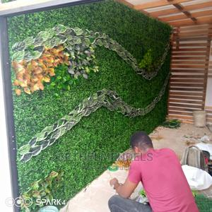 Artificial Green Wall Decorative Flower Best for Home Decor   Garden for sale in Lagos State, Ikeja