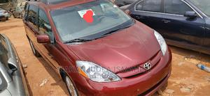 Toyota Sienna 2007 XLE Limited Red   Cars for sale in Lagos State, Alimosho