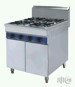 Industrial 6 Burner Cooker Machine   Restaurant & Catering Equipment for sale in Lagos State, Ojo