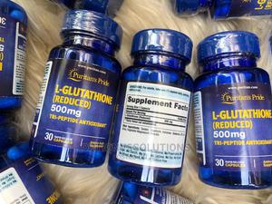 Puritain's Pride. L-Glutathione   Vitamins & Supplements for sale in Abuja (FCT) State, Central Business District