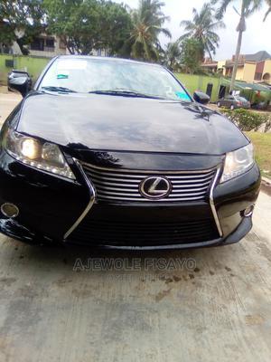 Lexus ES 2014 350 FWD Black   Cars for sale in Lagos State, Alimosho