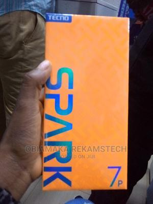 New Tecno Spark 7 64 GB Silver | Mobile Phones for sale in Lagos State, Ikeja