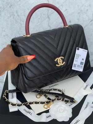 Chanel Luxury Leather Handbag | Bags for sale in Lagos State, Surulere