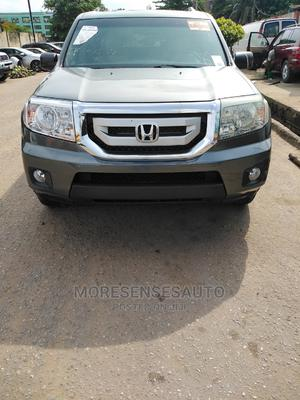 Honda Pilot 2008 EX 4x4 (3.5L 6cyl 5A) Gray   Cars for sale in Lagos State, Ikeja
