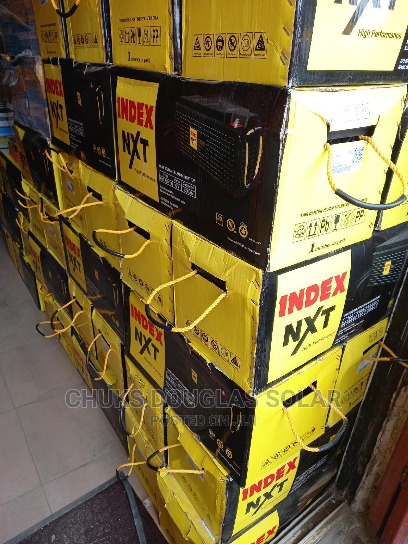 200a 12v Index Battery