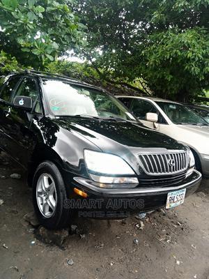 Lexus RX 2001 300 Black   Cars for sale in Lagos State, Apapa