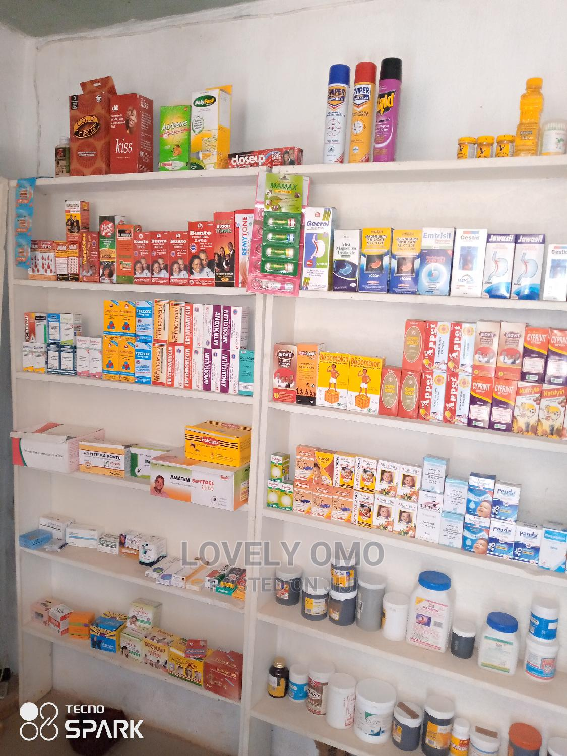 Medicine Store   Commercial Property For Sale for sale in Benin City, Edo State, Nigeria