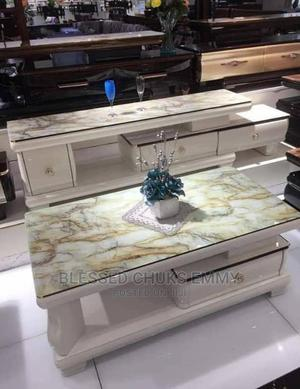 Tv Stand and Center Table | Furniture for sale in Lagos State, Victoria Island