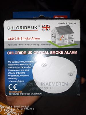 Chloride Uk Smoke Detector Standalone | Safetywear & Equipment for sale in Lagos State, Ajah