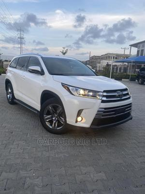 Toyota Highlander 2017 White | Cars for sale in Lagos State, Lekki
