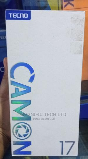 New Tecno Camon 17 128 GB Silver | Mobile Phones for sale in Lagos State, Ikeja