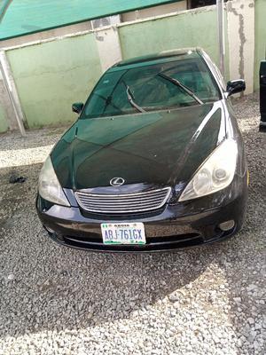 Lexus ES 2005 330 Black | Cars for sale in Abuja (FCT) State, Garki 2